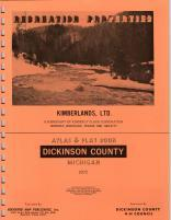 Title Page, Dickinson County 1975